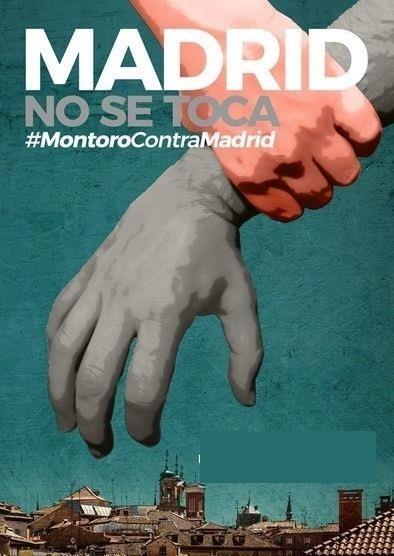 Manifestación Madrid no se toca